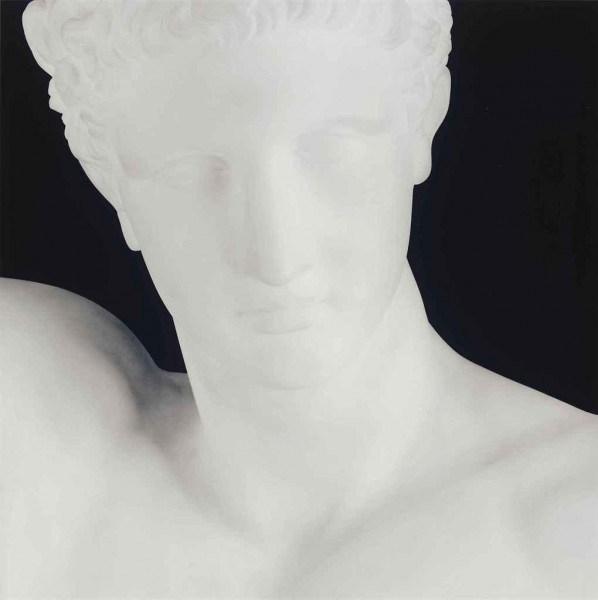 Robert Mapplethorpe, Hermes, 1988 - d'après l'Hermès de Praxitèle, IVe siècle av. J.-C. © Robert Mapplethorpe