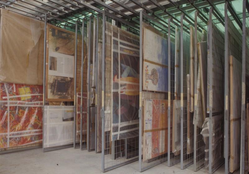 © Institut d'art contemporain de Villeurbanne. Courtoisie du musée