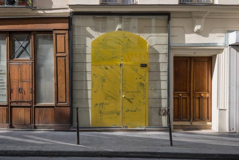 Delphine Renault, Icône (2015), dans le cadre de l'exposition Mirapolis, galerie Marine Veilleux. Photo : Dorian Teti. Courtoisie de la galerie